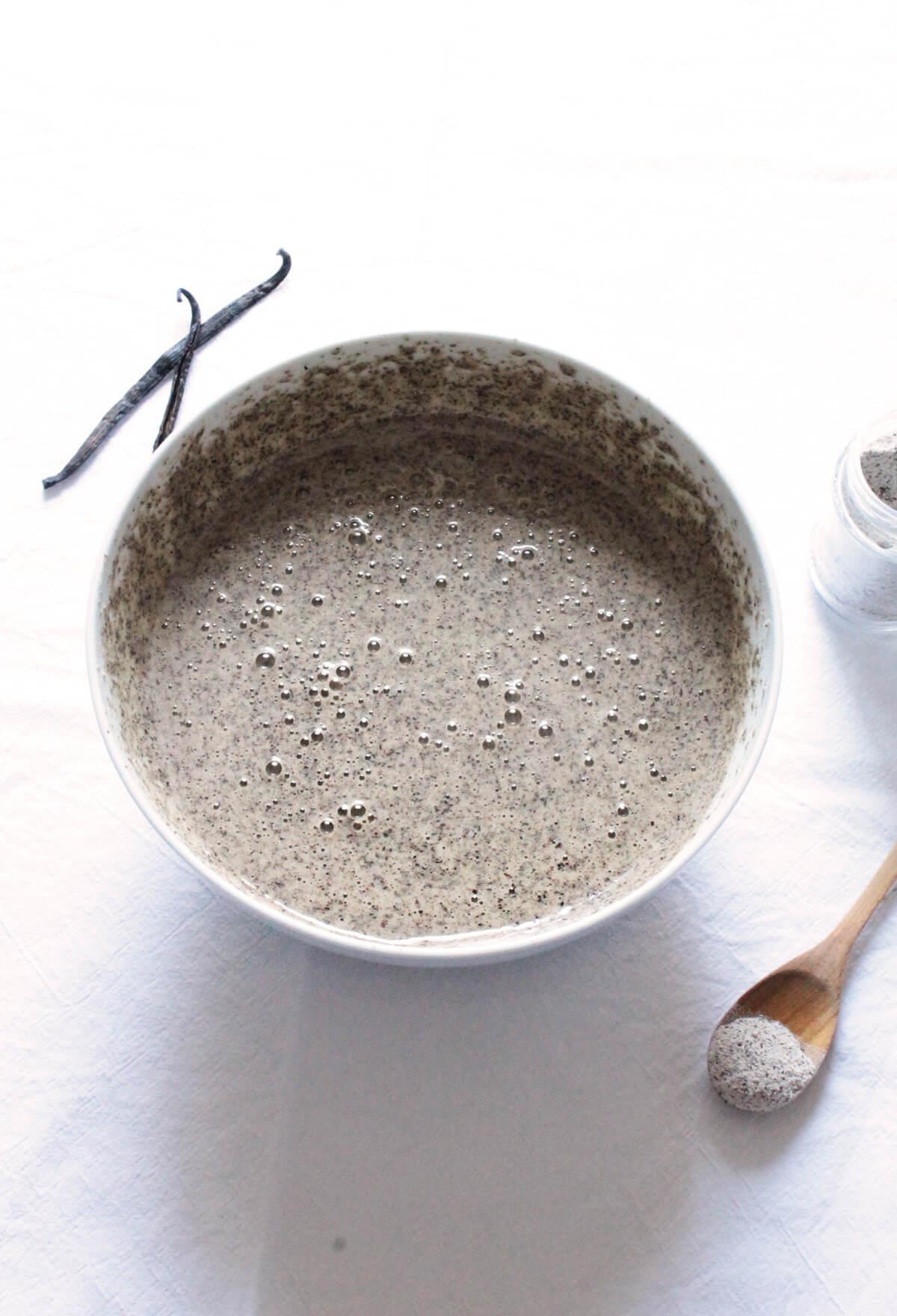 impasto torta di grano saraceno