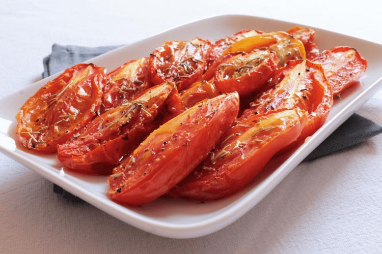 Pomodori San Marzano al forno