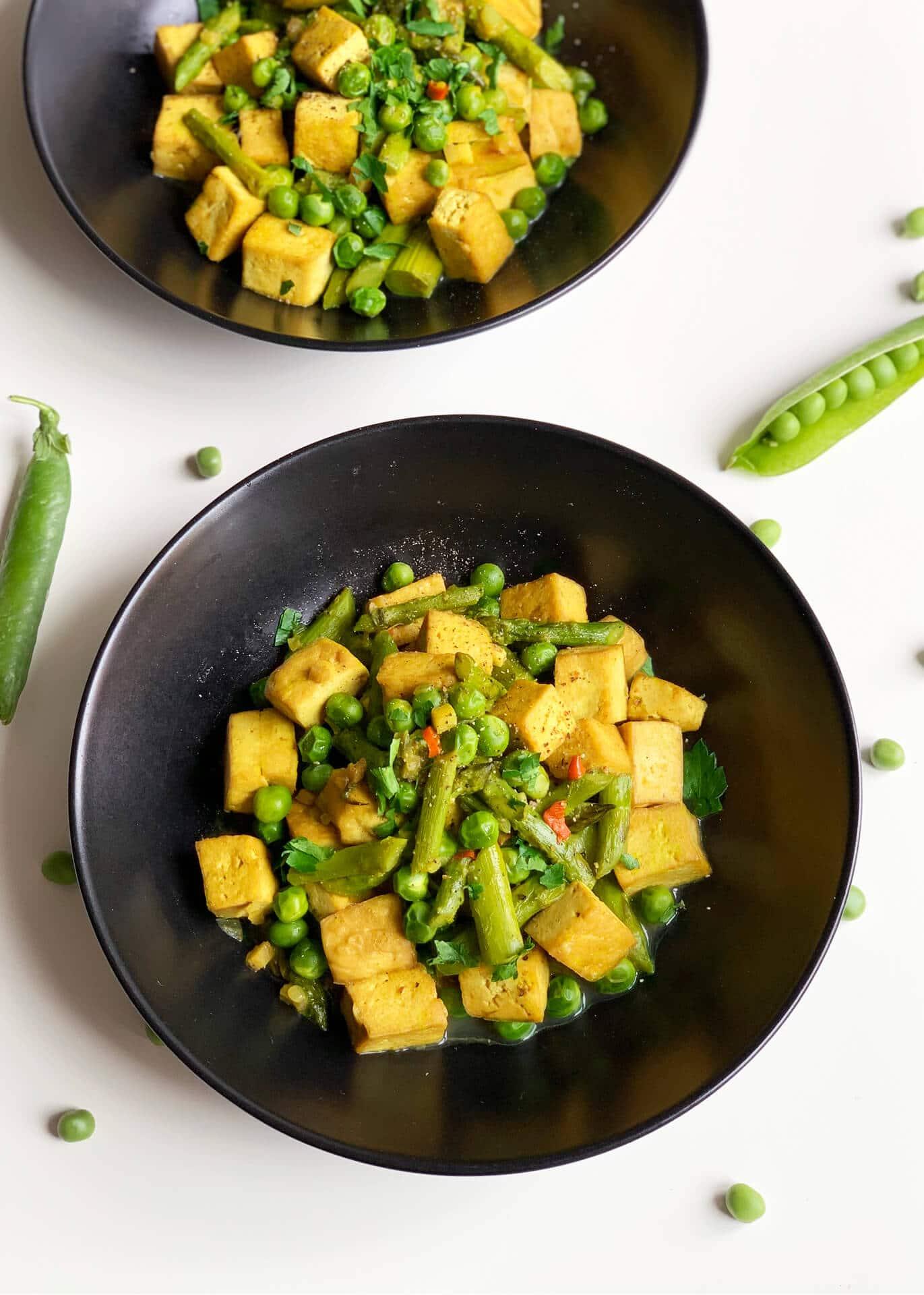 Curry primaverile